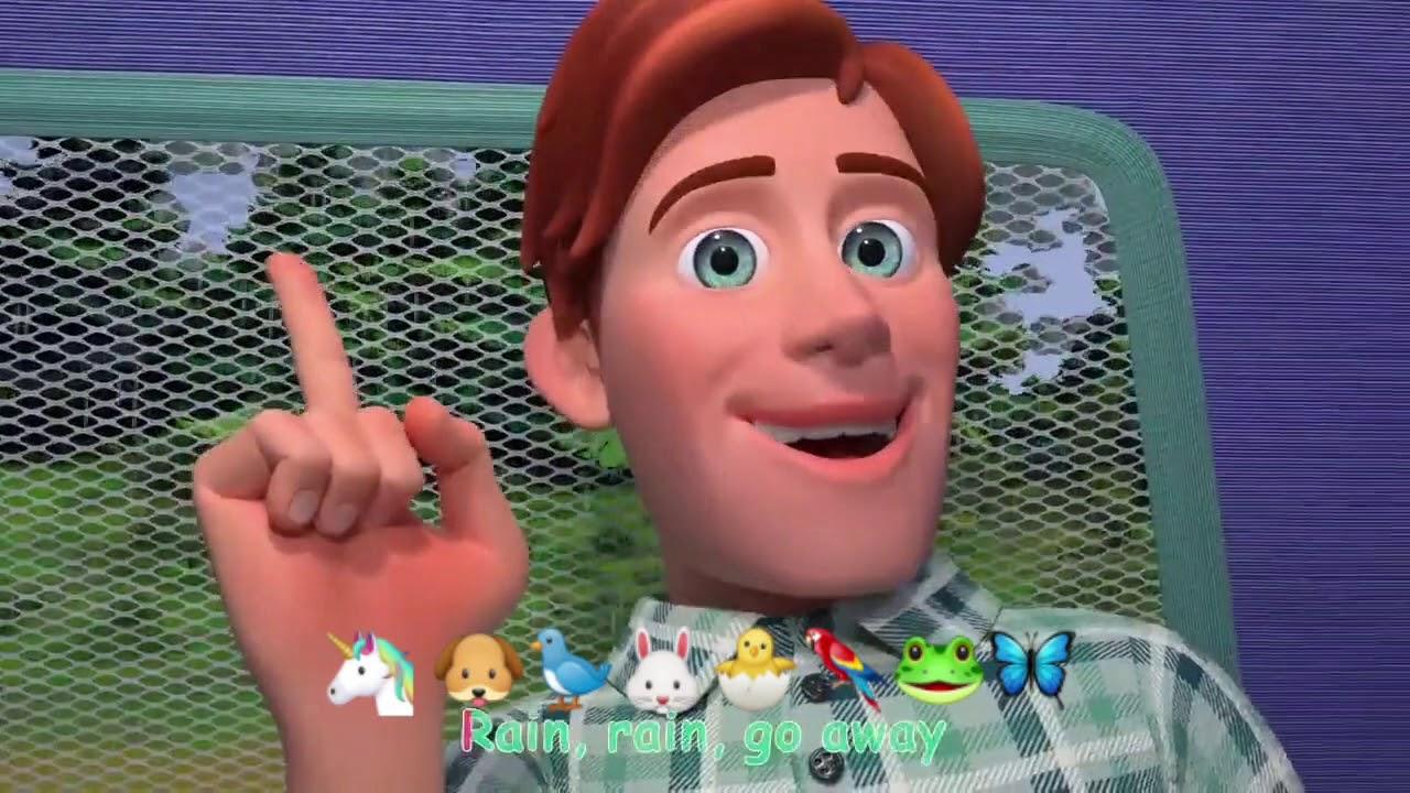 🐶🐧🐦🐰🐣🦜🐸🦋🦄 Loose Tooth Song + More Nursery Rhymes & Kids Songs super simple songs Baby Shar