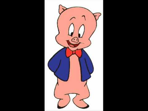 Bill's Mash-ups - Elvis, Porky Pig - Blue Christmas