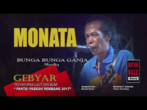 MONATA PABEAN 2017 Shodik - BUNGA BUNGA GANJA