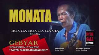 Monata Pabean 2017 Shodik Bunga Bunga Ganja
