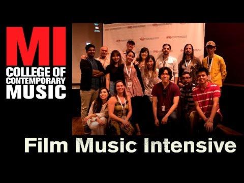 Musicians Institute 2015 Film Music Intensive