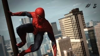 The Amazing Spider-man - Gameplay Walkthrough - Part 5 thumbnail