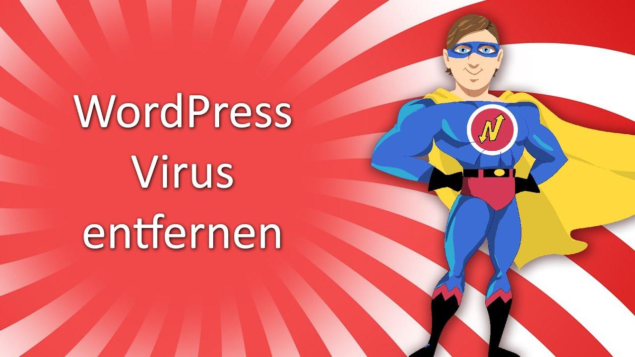 Wordpress Virus entfernen und WooCommerce Hack erkennen 2019