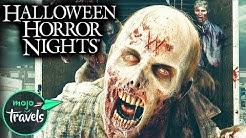 Top 10 Halloween Attractions in the US