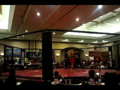 Jacob Smith destiny fight round 1