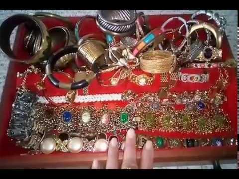 Vintage Bracelet/Bangle Collection