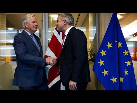 بريكست: تفاؤل حذر بشأن مفاوضات لندن وبروكسل قبل يومٍ واحد من القمّة الأوروبية…  - نشر قبل 53 دقيقة