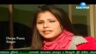 Deepa Panta in Music Mela 2012 (Kantipur Television)