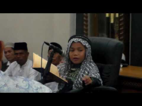 Anak Umur 8 Thn Syekh Rasyid Membahas Kitab Raudhotusyalihin