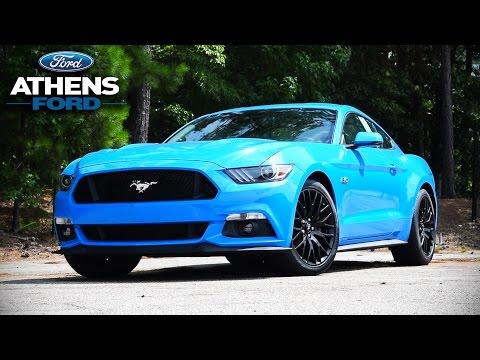 2017 Mustang GT Review - Return of Grabber Blue!