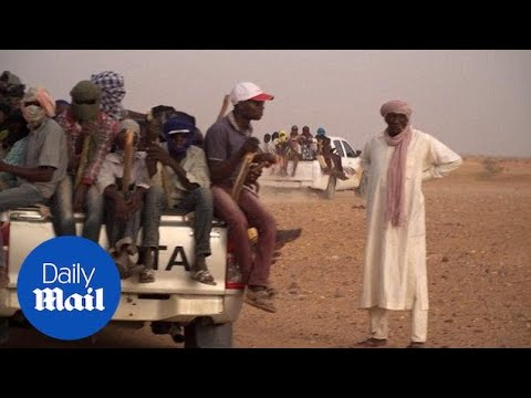 Algeria is accused to have abandoned African migrants in Sahara