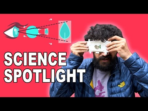 Bending Light with a New Kind of Microscope | Science Spotlight