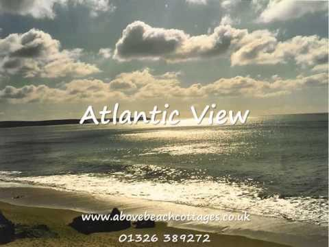 Atlantic View Holiday Cottage In Porthleven