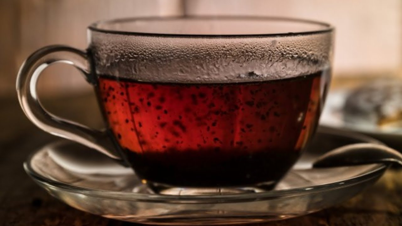 What Happens To Your Body When You Drink Black Tea Every Day - YouTube