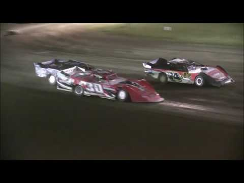 Farmer City Raceway latemodel Feature 6 9 17