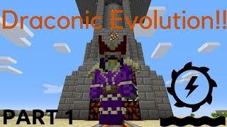 Draconic Evolution Скачать