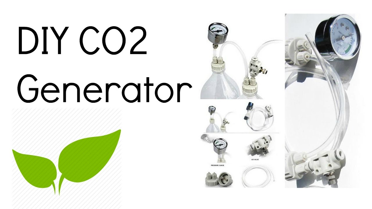 DIY CO2 Generator