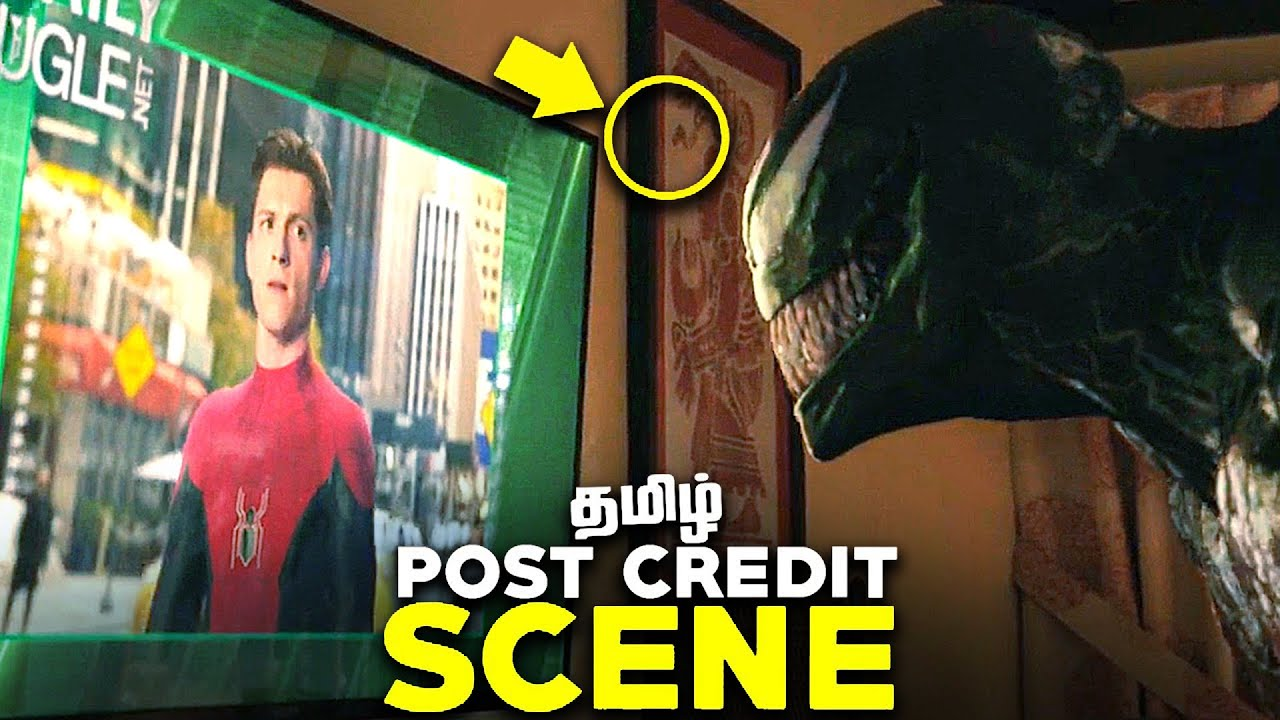 Download Venom 2 Let There Be Carnage Post Credit Scene Explained in Tamil (தமிழ்)