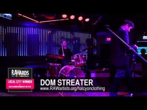 DOM STREATER at RAW:Philadelphia RAWards 12/05/2013