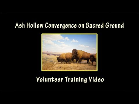 Convergence on Sacred Ground Training Video