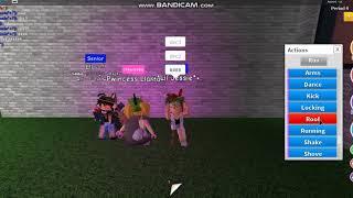 AJR - Weak - Roblox Dance Video