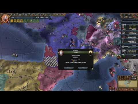 Lord Forwind - EU4 RoM Castile Ep.6 Corruption problems....