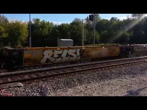 Carrollton, Missouri BNSF Depot