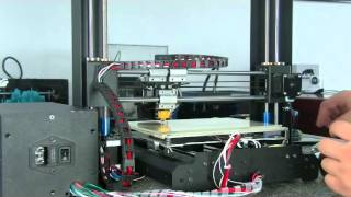 How to add a glass plate to platform for Wanhao Duplicator i3?