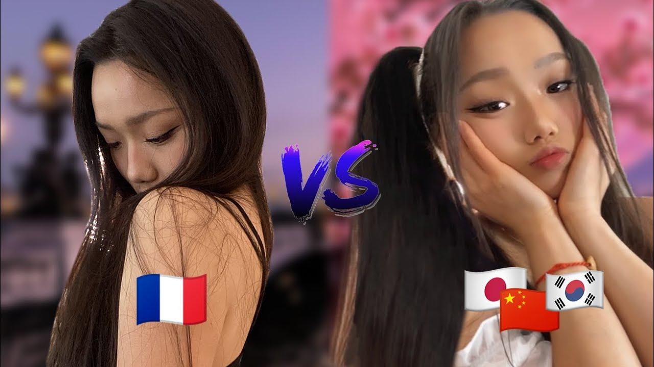 Download La BEAUTÉ en FR vs en ASIE