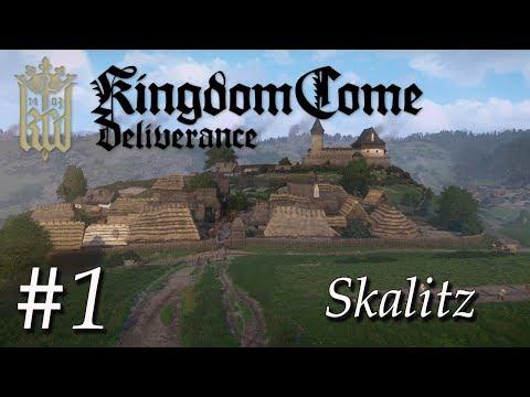 Das Spiel um den Thron beginnt #1 | Lets Play Kingdom Come Deliverance | Deutsch