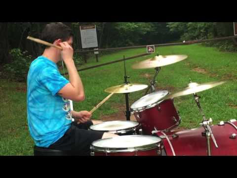 Circa Survive - Living Together (Drum Cover)