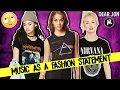 MUSIC AS A FASHION STATEMENT! Wrong or Right? | Dear Jon