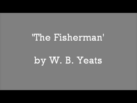 the fisherman poem yeats