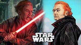 The Special Power YOUNG Palpatine Learned from His Master - Star Wars Explained