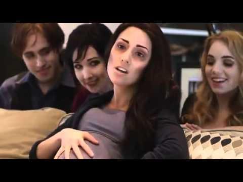 Amanecer Parte 1 Parodia De El Show De Hillywood Youtube