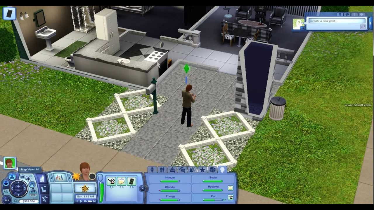 can you get abducted by aliens in sims 3 ps3