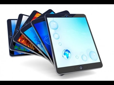 Top 5 Best Tablets (2015)