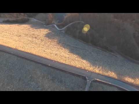 Francis Walter Dam Drone footage