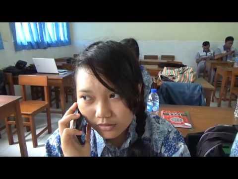 Ketua OSIS Vs Badgirl - Film Pendek, SMK PGRI 2 Badung