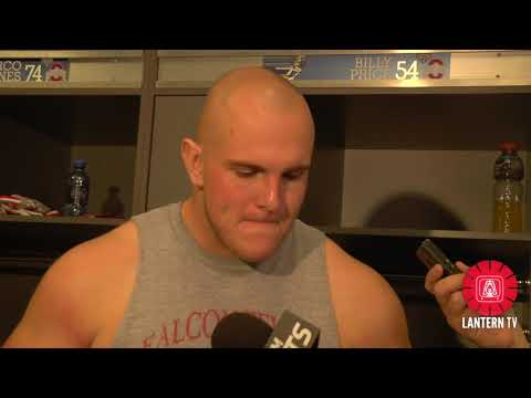 Cotton Bowl: Ohio State OL Billy Price speaks after his team's 24-7 win over USC