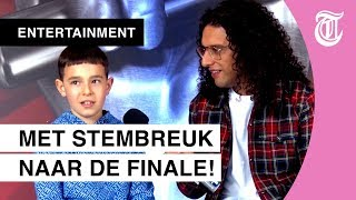 Ali B en Ilse DeLange over The Voice Kids: 'Gezonde concurrentiestrijd'