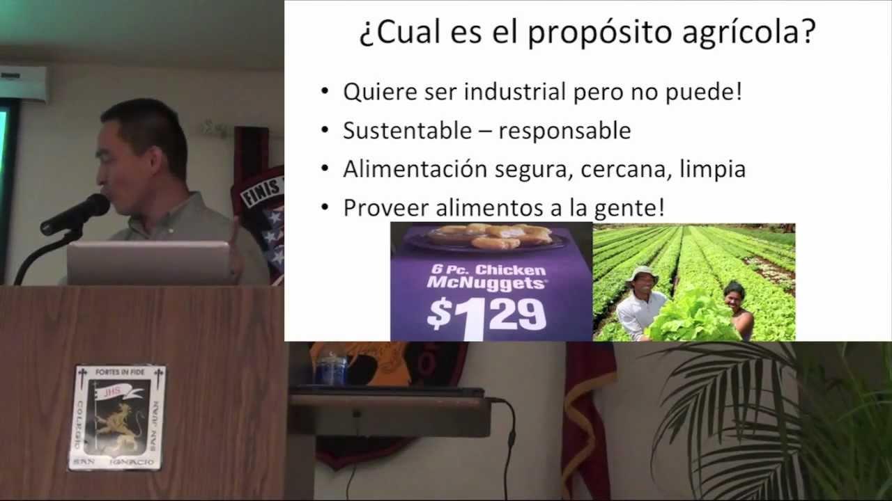 Seguridad Alimentaria Agricultura Sutentable Puerto Rico