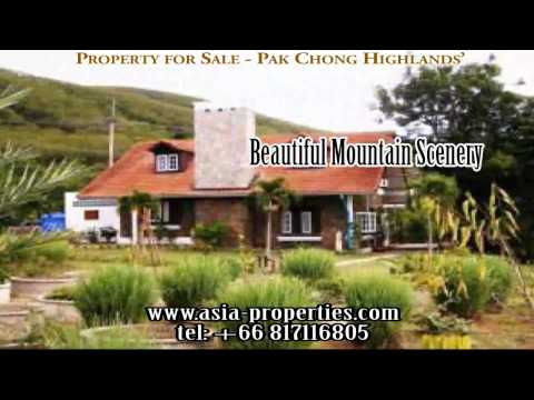 Pak Chong Highlands Country Club For Sale Thailand