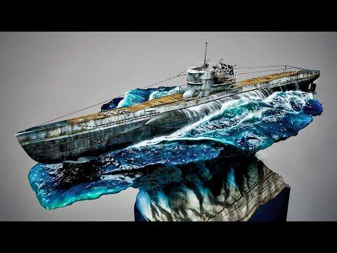 Creating a unique U-boat Model:Das Boot