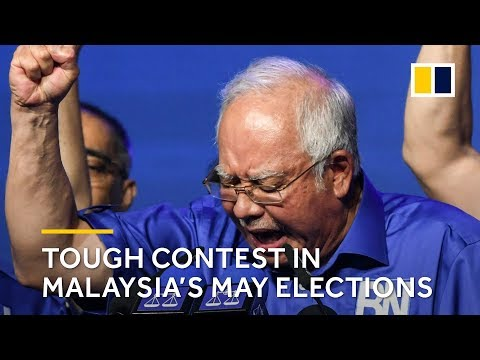 Malaysia sees a tight race ahead in May elections