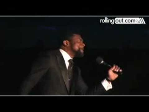 Chris Tucker Performs Michael Jackson's 'Rock with You' Live from Bermuda