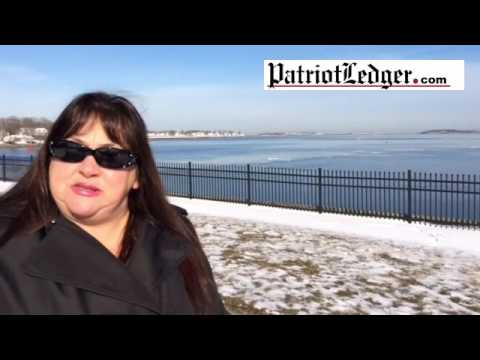 Jodi Purdy - Quinlan executive director of the Fore River Watershed Association talks about the park