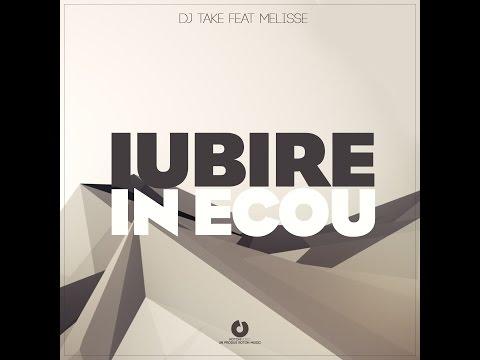 DJ Take - Iubire in ecou feat. Melisse (Official Lyric Video)