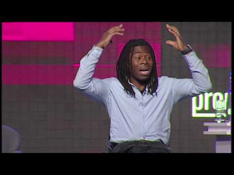 'talk: work. life. change' by Ade Adepitan at PromaxBDA UK 'The New Normal' Conference 2016