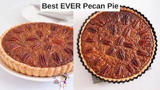 Classic Pecan Pie - Best Homemade Pecan Pie Recipe
